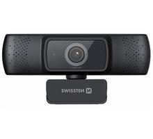 Swissten Webcam, černá - 55000001