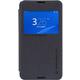 Nillkin Sparkle S-View pouzdro pro Sony E2105 Xperia E4, černá