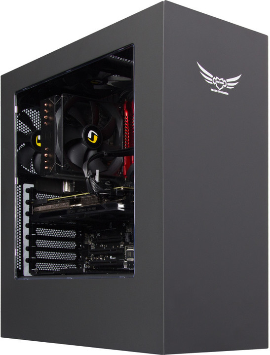 HAL3000 Heart of Gamers Elite