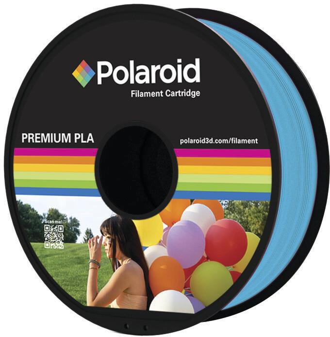 Polaroid 3D 1Kg Universal Premium PLA 1,75mm, jemně modrá