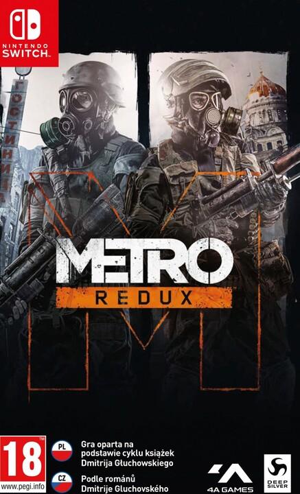 Metro: Redux (SWITCH)