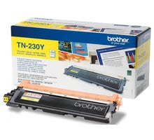 Brother TN-230Y, yellow - TN230Y