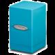 Krabička na karty Ultra Pro: Satin Tower, světle modrá