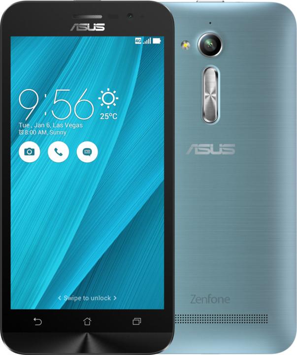 Asus ZenFone GO ZB500KL-1A040WW, stříbrná