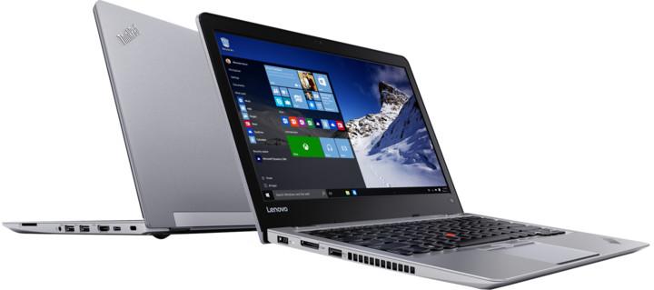 Lenovo ThinkPad 13 Gen 2, stříbrná