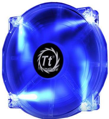 Thermaltake Pure 20 LED, modrá