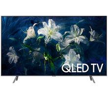 Samsung QE65Q8D - 162cm  + Amazon Echo Dot 3. generace, černá v hodnotě 1 899 Kč + Instalace QLED TV v ceně 2990 Kč