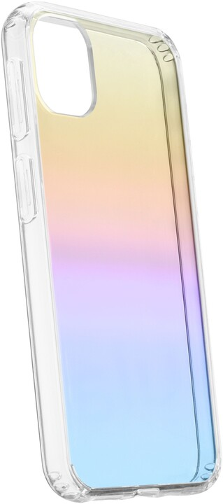 Cellularline ochranný kryt Prisma pro Samsung Galaxy A51, duhová/transparentní