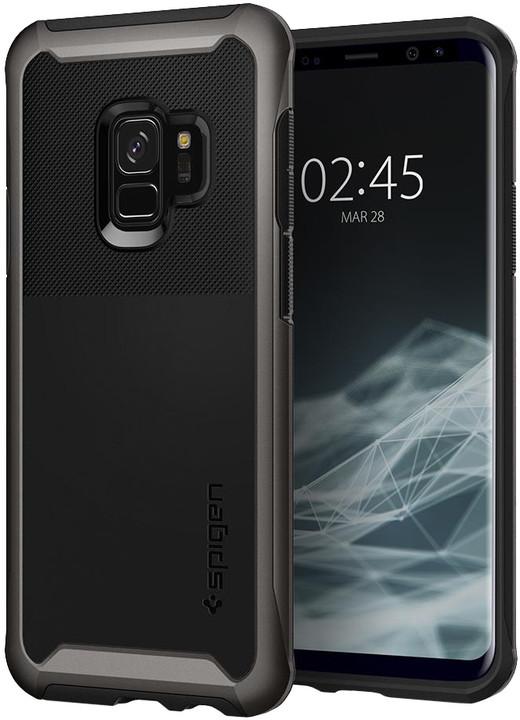 Spigen Neo Hybrid Urban pro Samsung Galaxy S9, gunmetal
