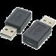 PremiumCord USB redukce A/Male - MINI USB typ B 5 PIN/Female