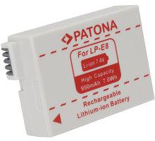 Patona baterie pro Canon, LP-E8 950mAh - PT1077