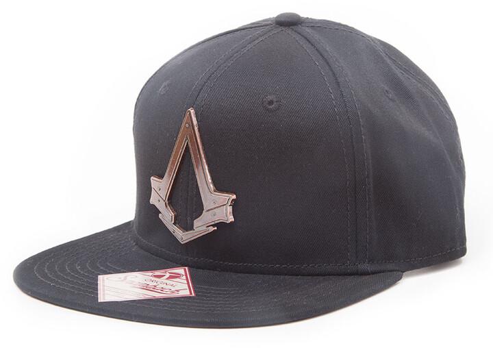 Kšiltovka Assassin's Creed: Syndicate (bronzové logo)