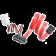 Akasa AK-CB050 SATA pro slim mechaniky