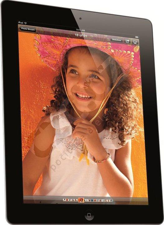 APPLE Nový iPad (3.generace), 16GB, Wi-Fi, černá