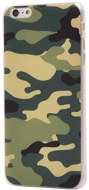 EPICO plastový kryt pro iPhone 6/6S Plus ARMY