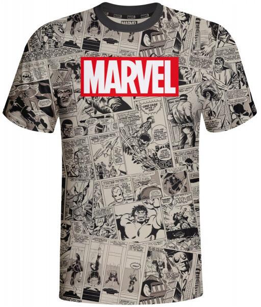 Tričko Marvel - Comics (XL)