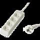 PremiumCord prodlužovací přívod 230V, 3m, 4 zásuvky