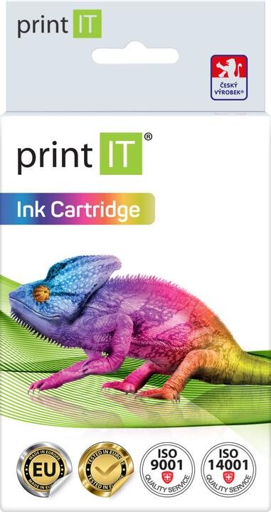 PRINT IT alternativní HP F6U67A č. 302XL Color