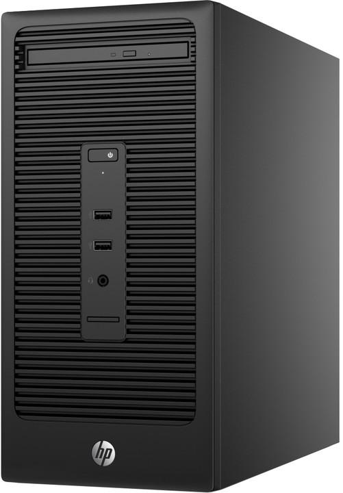 HP 285 G2 MT, černá