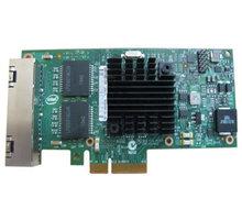 Dell 4-portová síťová karta 1 GbE Intel i350 QP, PCIe, plná výška - 540-BBDS