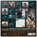 Kalendář 2021 - Assassins Creed: Valhalla