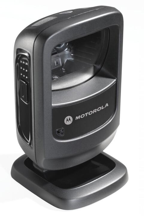 Zebra DS9208 2D snímač, USB kabel, černá