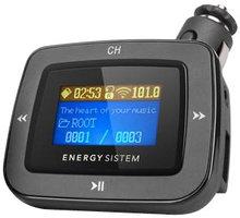 EU3C ENERGY CAR 1100 DARK IRON, FM Transmitter, LCD, dálkový ovladač - 801405