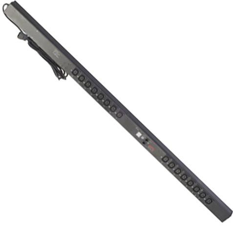 APC rack PDU, přepínatelné, Zero U, 10A, 230V, (16) C13