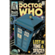 Plakát Dr. Who - Tardis Comic