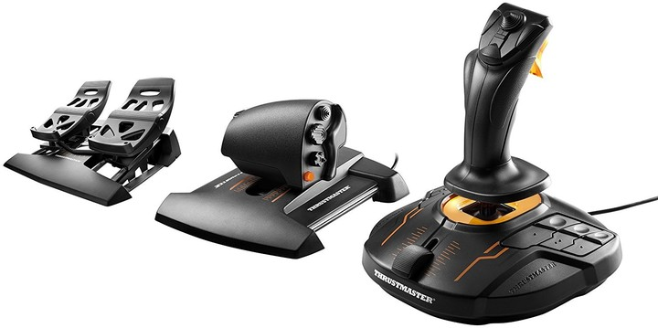 Thrustmaster T.16000M FCS Flight Pack (PC)