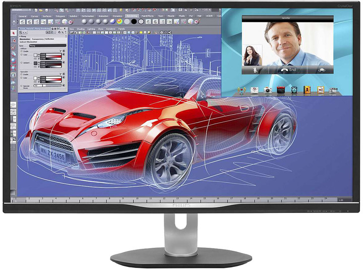 Philips BDM3270QP - LED monitor 32""