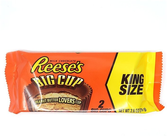 Reese's 2 Big Cup King Size 79 g
