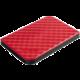 Verbatim Store'n'Go, USB 3.0 - 1TB, červená  + Voucher až na 3 měsíce HBO GO jako dárek (max 1 ks na objednávku)
