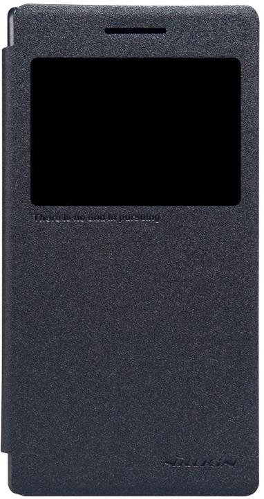 Nillkin Sparkle S-View pouzdro pro Lenovo P70, černá