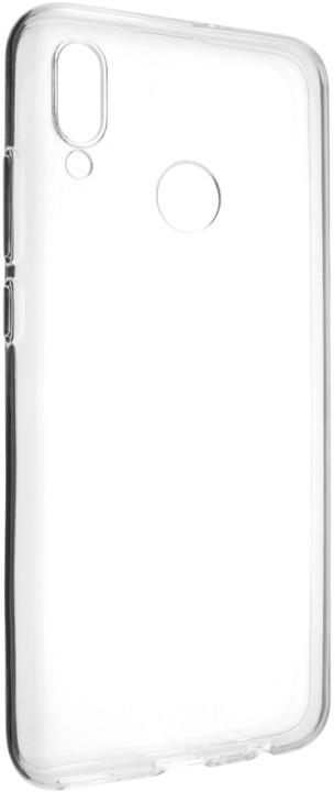 FIXED TPU gelové pouzdro pro Huawei P Smart (2019), čiré