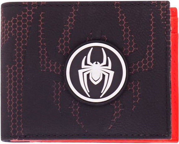 Peněženka Marvel - Spider-Man: Miles Morales, otevírací