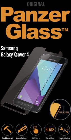 PanzerGlass Standard pro Samsung Xcover 4, čiré