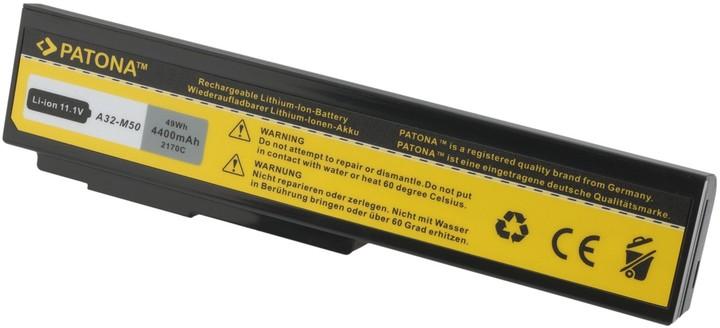 Patona baterie pro ASUS, A32-M50 4400mAh Li-ion 11,1V