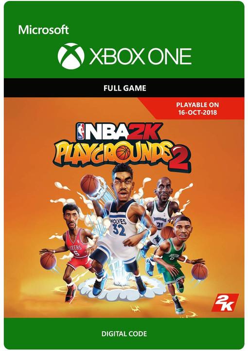 NBA 2K Playgrounds 2 (Xbox ONE) - elektronicky