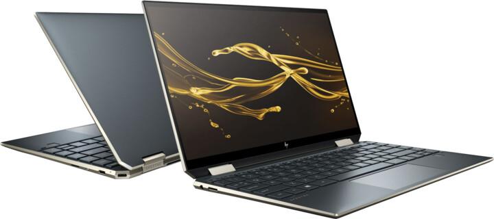 HP Spectre x360 13-aw0102nc, modrá + ON Site záruka
