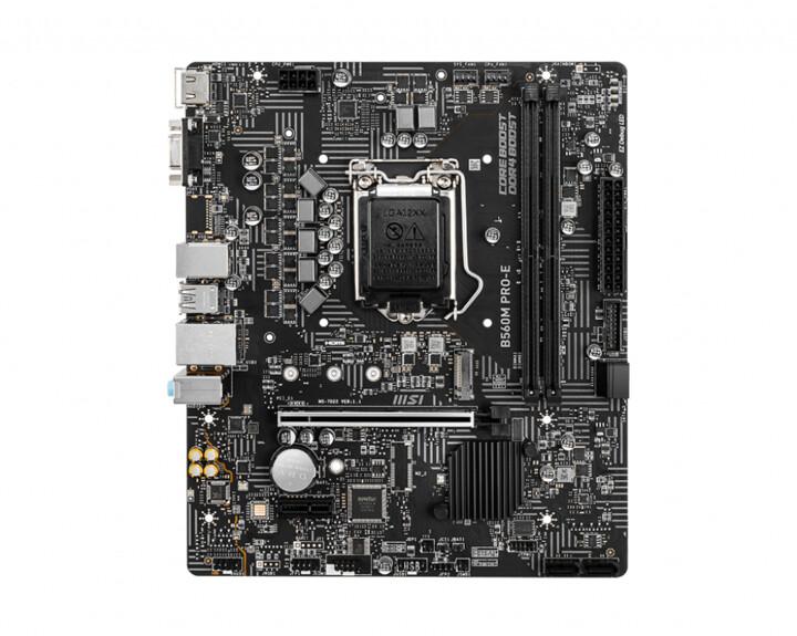 MSI B560M PRO-E - Intel B560