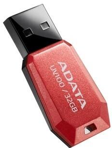 ADATA UV100 32GB červená