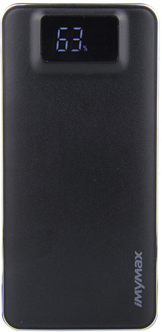 iMyMax Business Power Bank 12.000mAh, černá