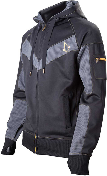 Mikina Assassins Creed: Syndicate - Parkour hoodie (L)