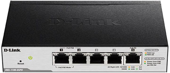 D-Link DGS-1100-05PD