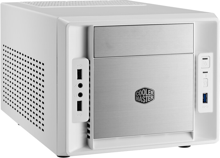 CoolerMaster Elite 120 Advance, bílá