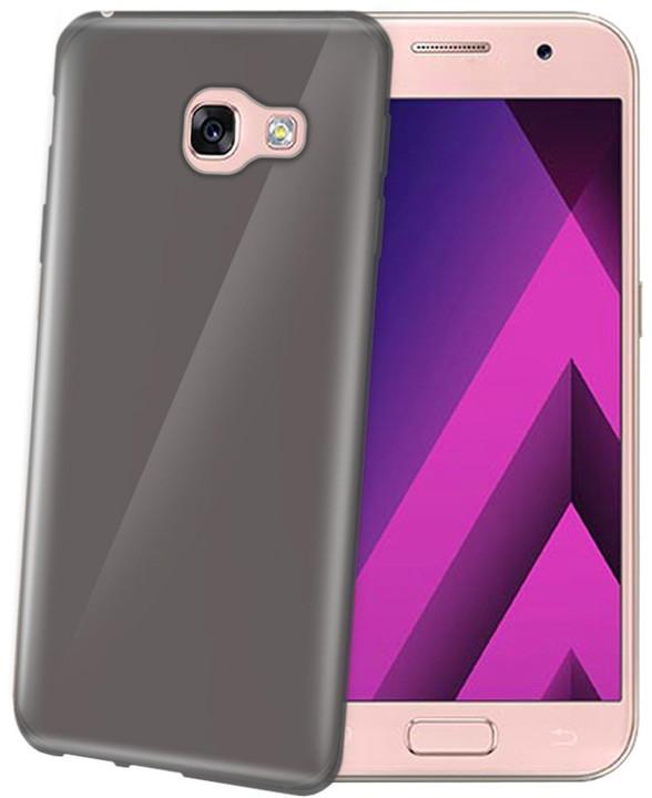 CELLY Gelskin pouzdro pro Samsung Galaxy A5 (2017), černé