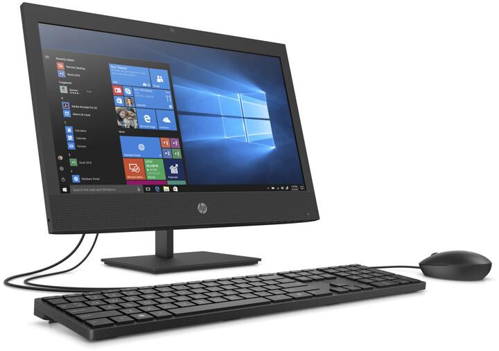 HP ProOne 400 G6 20, černá