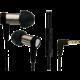 Creative Aurvana In-Ear 2 Plus, bronzová