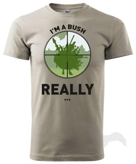 Tričko Fortnite - I Am a Bush (M)